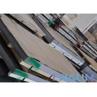 China Alloy 825 / 718 Steel Nickel Alloy Sheet For Gas And Oil Industry wholesale
