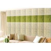 China Fashion Modern Textured 3D Wall Decor Panels / 3 Dimensional Wallpaper Heat-proof wholesale