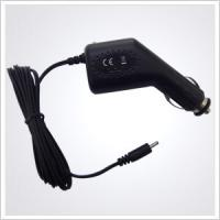 China Black 12W Mobile Phone USB Car Chargers DC 12V - 24V For iPhone 5 Charging wholesale