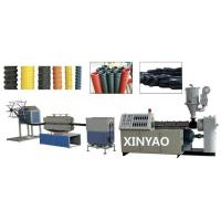 Buy cheap PE carbon spiral pipe production line from wholesalers