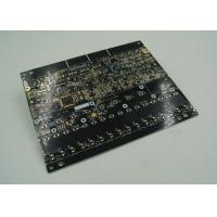 China 12 Layer Black High Density Interconnect HDI PCB Circuit Board Fabrication wholesale