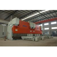 China 40mm DELEM DA66T Automatic large 2 set cnc tandem press brake machine wholesale