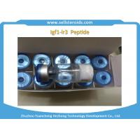 China Pharmaceutical IGF1-LR3 Peptides Powder Human Growth Peptide for Bodybuilding Muscle Gain wholesale