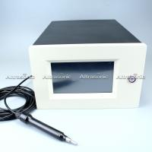 Quality Aluminium Or Nylon Housing Ultrasonic Plastic Welder With Digital Generator for sale