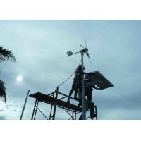 China High Power Production House Mounted Wind Turbine 1000 Watt With Hydraulic Tower on sale
