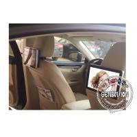 China 10.1inch Taxi Headrest Android Media Player DC input Remote Managing Advertising Player with 3G/4G, USB in front wholesale