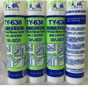 China Window And Glass RTV Silicone Adhesive Sealant Acetoxy Bonding wholesale