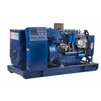 China Four Stroke Turbocharged 150 KW Marine Diesel Generator With In Line Engine wholesale