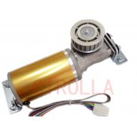 China Round Glass Electric Automatic Sliding Door Motor Heavy Duty 24V DC Brush Less 75W wholesale