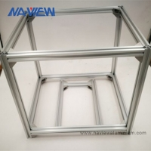 China Extruded 3D Printer Aluminum Extrusion Profile Filament Frame Kit wholesale
