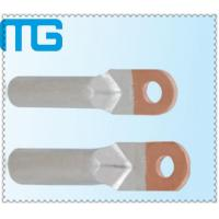 China hot sale DTL-1 type Cu-Al bimetal terminal lug / Copper Cable Lugs connector wholesale