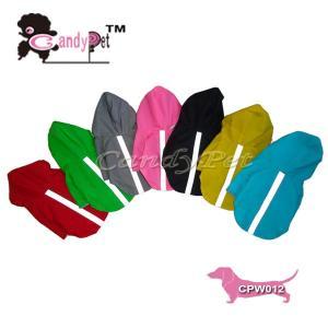 China candypet ammypet dog raincoats, waterpoof dog clothing, all weather dog coats dog clothes, pet  clothes, dog apparel wholesale