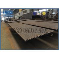 China Carbon Steel Φ38 - 76mm Membrane Water Wall Panels ASME Standard For Power Plant Boiler wholesale