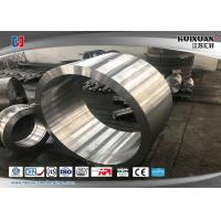 China 420J2 EF-LF-VD Forged Cylinder , Forged Roller Shell Rough Machined wholesale