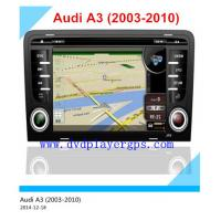 China Android car radio for Audi A3/Car dvd for audi TT with gps Applied for:Audi A3 (2003-2010) wholesale