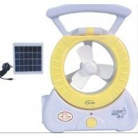 China Household-cooling Mini portable solar fan on sale