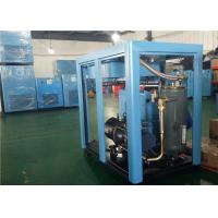China 15kw 20 HP Industrial Screw Air Compressor , Oil Injected Air Compressor wholesale