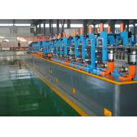 China High Frequency Welding Pipe Making Machine , Large Diameter Welded Tube Mill wholesale
