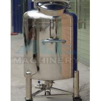 China Vertical SS Moveable Sealed Cosmetic Product Lotion Storage Tank Mobile Oil Storage Tank wholesale