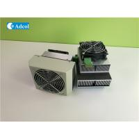 Thermoelectric Peltier Cooler / Air Conditioner Assembly For Cabinet Cooling