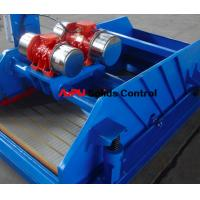 Quality High vibration strenth linear motion shale shaker for oil and gas drilling for sale