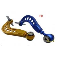 China Adjustable Civic 06 Fd / Si 6061  Bend Rear Lower Control Arms / Rear Camber Kit wholesale