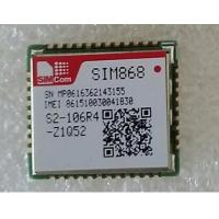 China SIMCom  Wireless  GSM/GPRS+GPS/GNSS Module  SIM868 instead of SIM908 and SIM808 wholesale