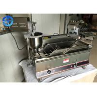 China Popular Automatic Commercial Donut Machine With Donut Frying Machine wholesale