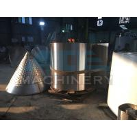 China Sanitary Conical Beer Brewing Fermenter Tank (ACE-FJG-G1) wholesale