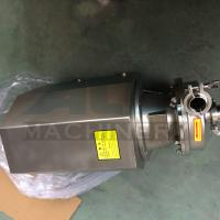 Quality SS304 316 Sanitary food grade Centrifugal transfer pump  1.5hp food grade clean water pump for sale
