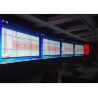 China 3.5mm 55'' LED Broadcast Video Wall For Studio Room with 500 Nits Super Narrow Bezel Monitor on sale