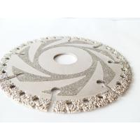 "China Wet / Dry Cut Diamond Concrete Saw Blades , Diamond Disc Cutter Blades 4.5"" - 16"" wholesale"
