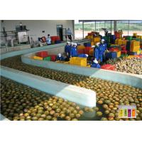 China High Pressure Juice Concentrate Equipment , Powder Blending Beverage Processing Line wholesale