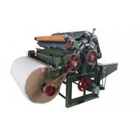 China Automatice PET Fiber Nonwoven Carding Machine For Spray - Bonded / Chemical Bonded wholesale
