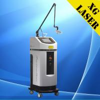 China Multifunctional scar treatment Co2 fractional laser with coherent rf drive metal generator wholesale