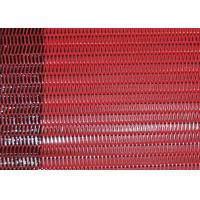 China Red Polyester Dryer Screen 3868 Minimum Loop For Paper Making Machine wholesale