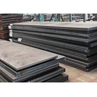China SM490B low alloy Hot Rolled Plate Steel , High strength stuctural Hardened Steel Plate wholesale