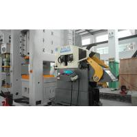 China Three In One Feeder Steel Plate Straightening Machine Stamping Die Leveling Device wholesale