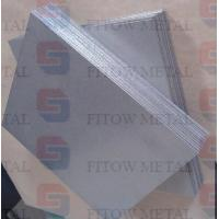 China Titanium Powder Sintered High Temperature Filtration wholesale