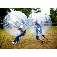 China Bumper Football Price Inflatable Body Zorb Ball wholesale