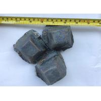 China Silicon Aluminum Alloy Agent In Steel Used As Alloy Material Block Metal wholesale