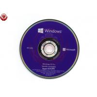 China Microsoft DVD Installing data Microsoft Windows Product Key 64 Bit Spanish Language wholesale