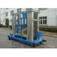 China Motor Driven 22 M Mobile Elevating Work Platform For Window Cleaning wholesale