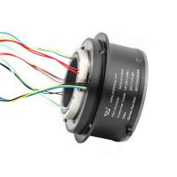 China 8 Circuits Slip Ring Solutions High Temperature Resistant Aluminum Alloy Materials wholesale