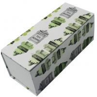 China Elegant C2S Paper Cosmetic Packaging Boxes, Spot Uv Custom Cardboard Box For Luxury Gift on sale