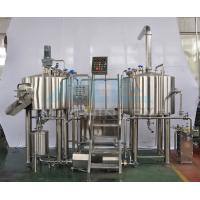 Quality Beer equipment saccharification stainless steel tank Saccharification system for sale