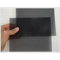 China Window Door Stainless Steel Security Screen 304 316 9.5 Mesh Size Powder / PVC Coated wholesale