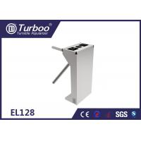 China Public Facility Drop Arm Turnstile Electric Magnetic Lock Paid Access wholesale