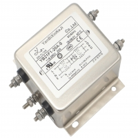 China 20A 120V 250VAC Low Pass EMI RFI Filter With UL CE Certification wholesale