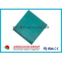 Viscose Rayon Non Woven Cleaning Wipes 100% Rayon Viscose Apertured Surface Preparation
